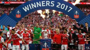 Wenger in - Destaques do Arsenal 1